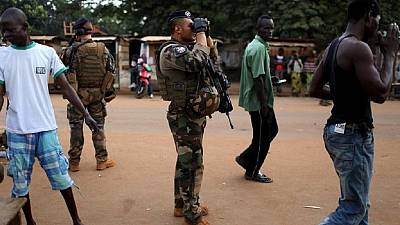 France disciplines five soldiers accused of abuse in Central African Republic