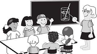 Etats Unis: scandal sexuel entre un enfant de 8 ans et son enseignante