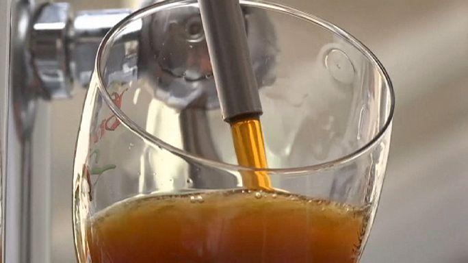 Пиво в Бельгии потечет из-под земли