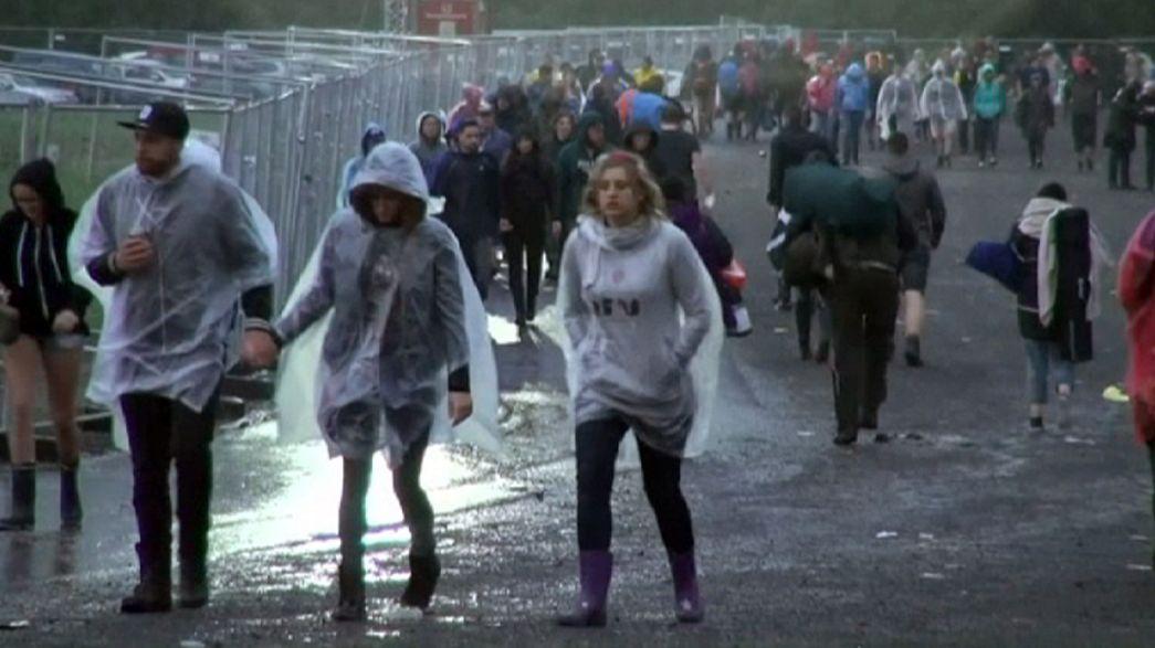 Германия: 82 жертвы грозы на фестивале Rock am Ring