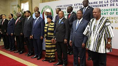 Liberia's president Sirleaf appointed ECOWAS chairperson