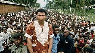 Muhammad Ali mourned in Kinshasa