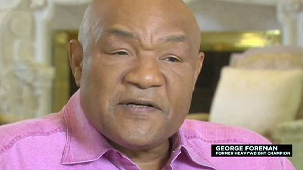 "Ali-Rivale George Foreman: ""Rumble in the Jungle"" war ein ""Überfall"""