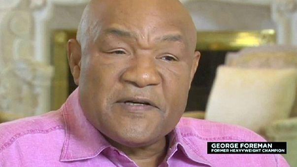 "Ali-Rivale George Foreman: ""Rumble in the Jungle"" war ein ""Überfall"""