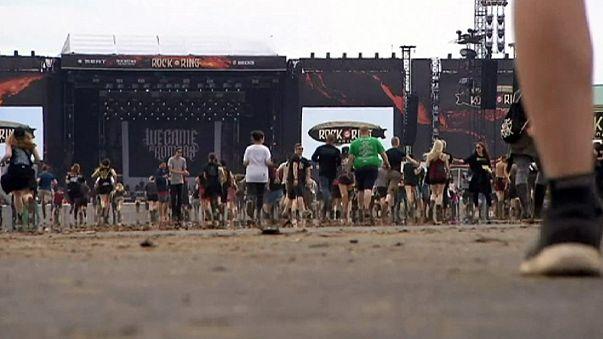 Az ítéletidő elsöpörte a Rock am Ring fesztivált