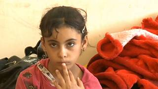Le famiglie scappano da Falluja