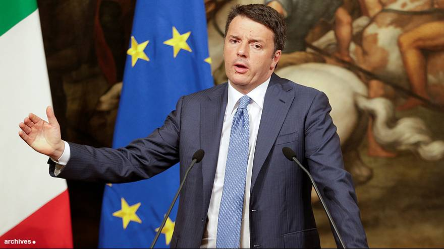 Matteo Renzi's popularity is tested as Italy goes to the polls in mayoral elections