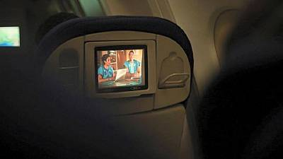 """Nigerian film """"The CEO"""" premiered on Air France"""