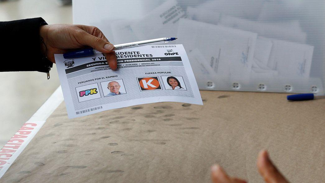 Перу выбирает президента