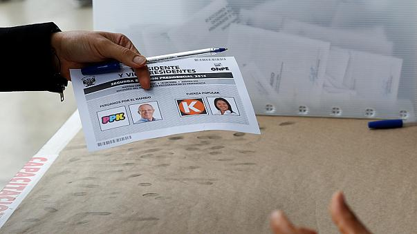 Polls suggest all is to play for in Peru's presidential run-off vote