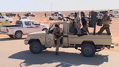 Libye : reprise d'une base aérienne à Syrte
