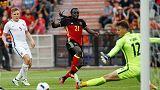 Amichevoli calcio: Belgio vince 3-2 sulla Norvegia