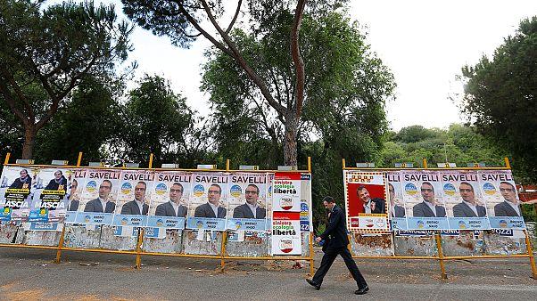 Itália: candidata antissistema vence primeira volta das municipais