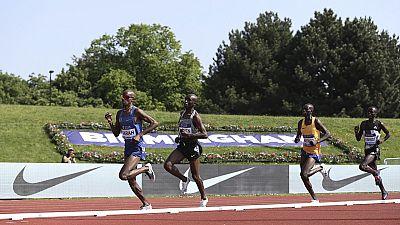 Africa shines at IAAF athletics championship in Birmingham