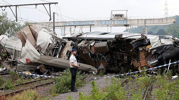 بلجيكا: ثلاثة قتلى على الأقل وعشرات الجرحى في حادث تصادم قطارين