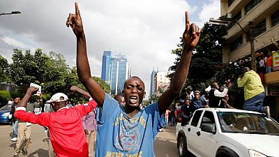 [Update] 1 confirmed dead in Kenya opposition protest