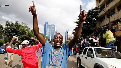 [UPDATE] Manifestations au Kenya : un mort et six blessés (Croix-Rouge)