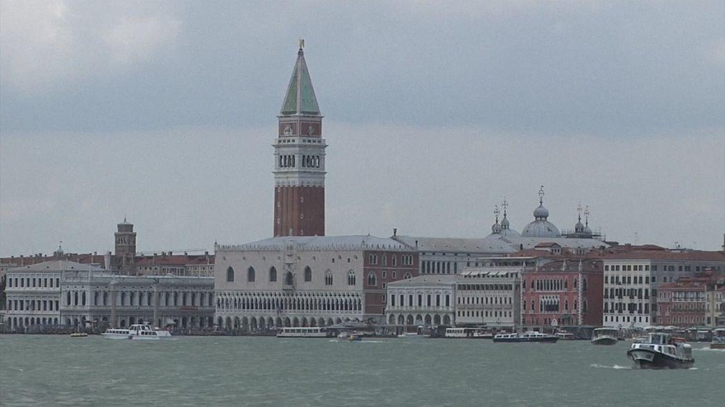 معرض العمارة الدولي في البندقية يحتفي بأروع التصاميم العالمية