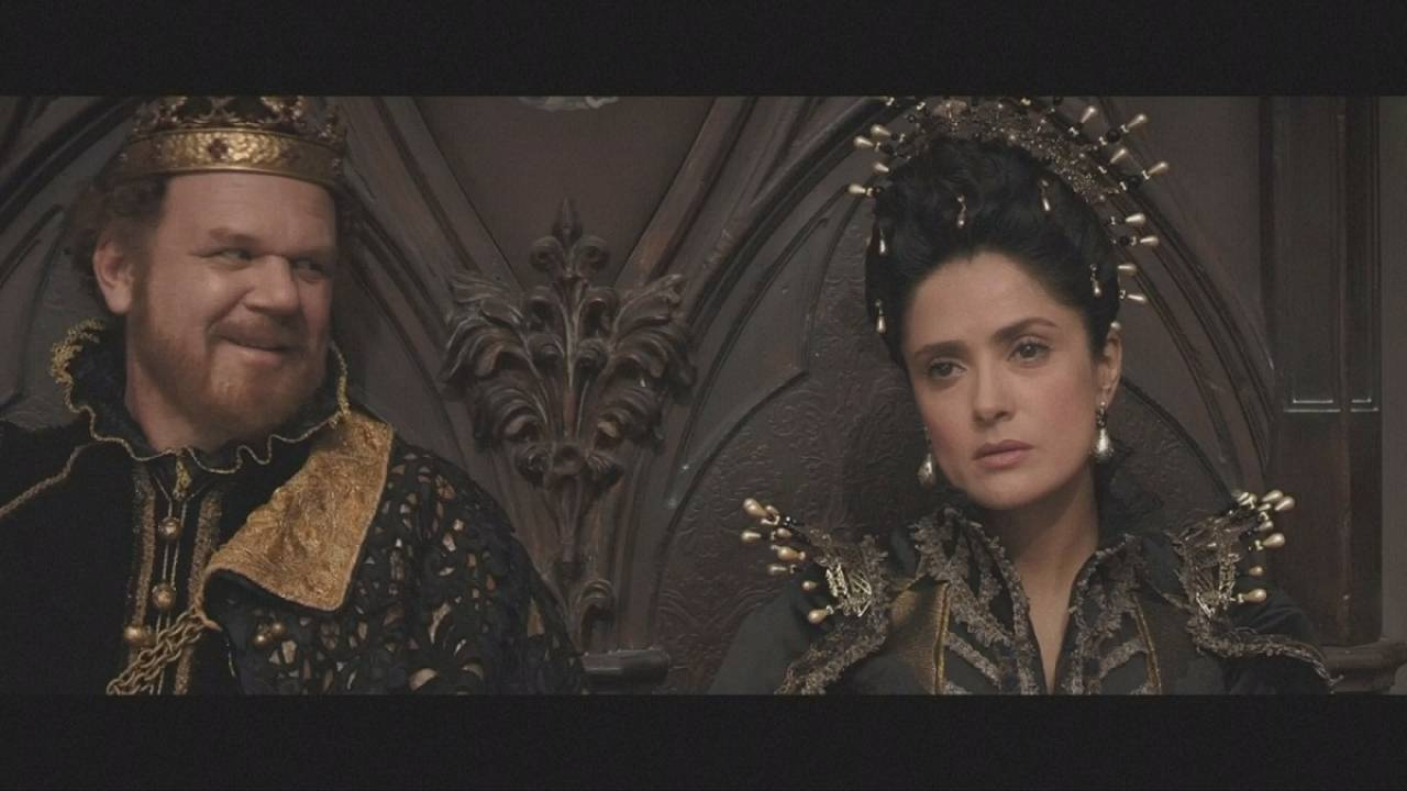 "Salma Hayek'in son filmi ""Tale of Tales'' vizyona giriyor"