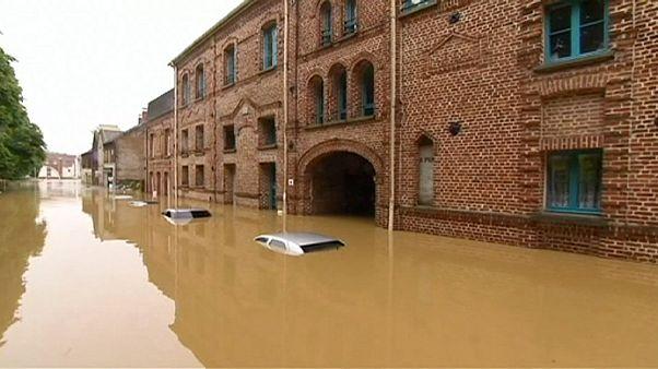یک میلیارد یورو؛ خسارت ناشی از باران و سیل در فرانسه