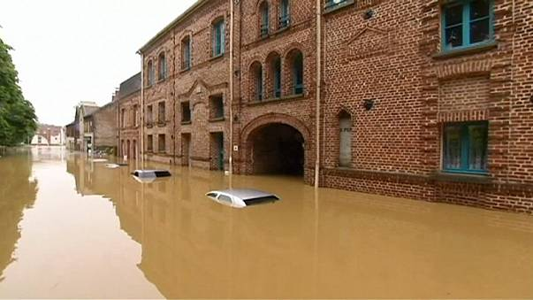 French flood damage could cost insurers up to two billion euros