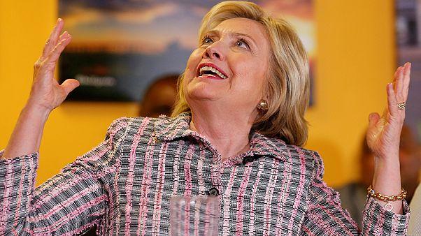 Etats-Unis : Hillary Clinton espère devenir la candidate démocrate après mardi