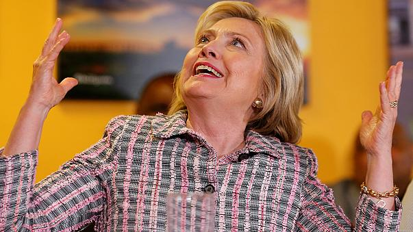 Clinton wins Puerto Rico, sets sights on California