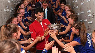First Roland Garros title for Djokovic