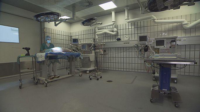 Takeaway: surgical strike against bacteria