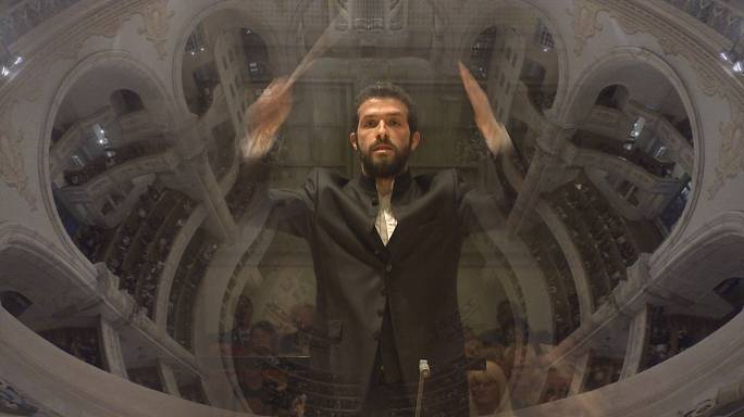 Genç ve yetenekli maestro: Ömer Meir Wellber