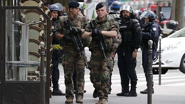 Detenido en Ucrania un francés que planeaba 15 atentados terroristas en su país durante la Eurocopa