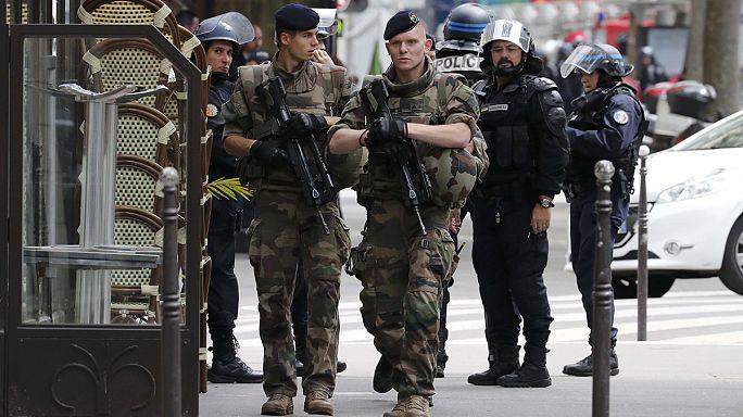 In Ukraine verhafteter Franzose soll Anschläge auf Fußball-EM geplant haben