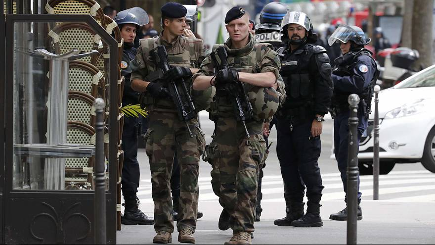 Ukraine 'prevents' 15 'terrorist attacks' planned for France