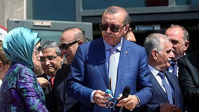 After African tour, Erdogan says a woman is 'incomplete' without children