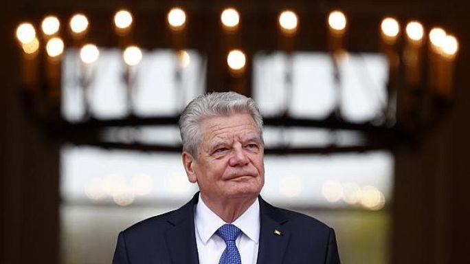 Bundespräsident Joachim Gauck verzichtet auf eine zweite Amtszeit