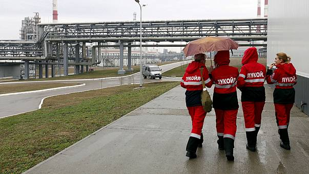 Rus Lukoil'in net karında büyük düşüş