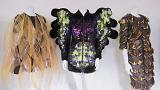 Bjork's unique stage attire up for auction