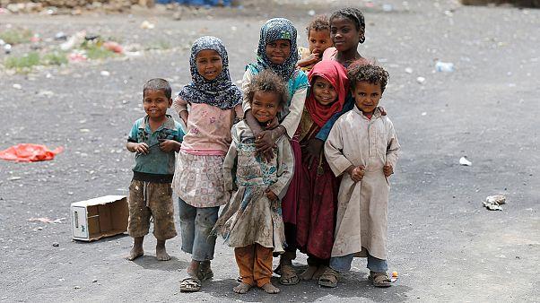 Υεμένη: Ζωή κόλαση για τα παιδιά