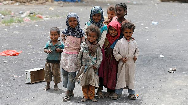 The plight of Yemen's children