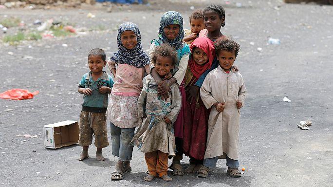 Acuerdo para liberar a los niños de la guerra en Yemen