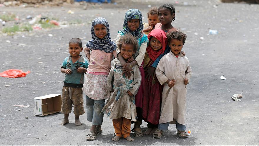 The plight of Yemen's children