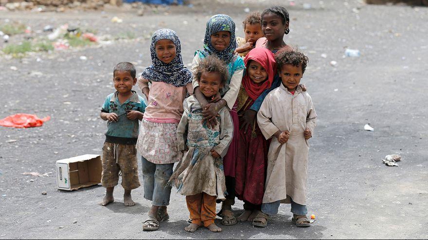 Yemen'de çocuk olmak!