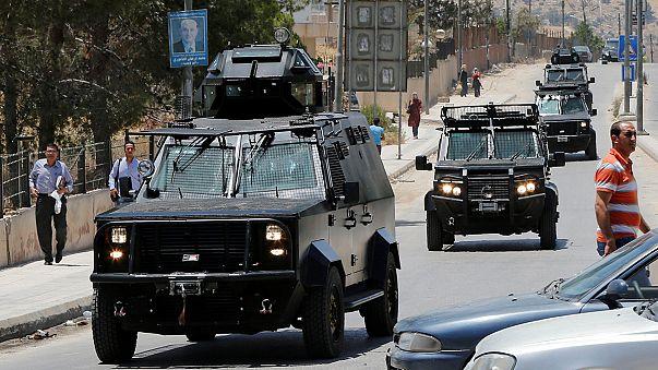 Letartóztatták a jordániai merénylet lehetséges támadóját