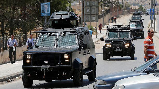 Suspect arrested after deadly attack on Jordan refugee camp