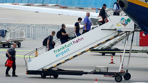"Убыточный немецкий аэропорт ""Франкфурт-Хан"" стал китайским"