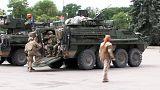 Nem tetszik Oroszországnak a NATO hadgyakorlat a Balti-térségben