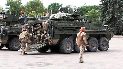We will respond to NATO Baltics activity, says Russia