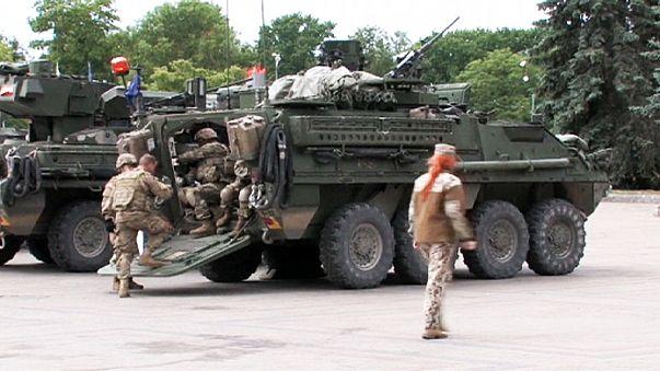 Crescem as tensões entre a NATO e a Rússia