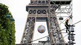 Fegyveresek, ellenőrzőpontok, repülési tilalom: így készül Franciaország az Eb-re