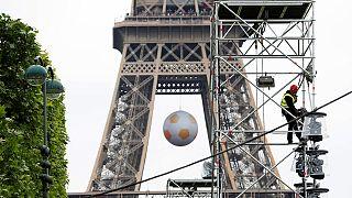 افزایش تدابیر ویژه امنیتی در فرانسه همزمان با مسابقات یورو ۲۰۱۶